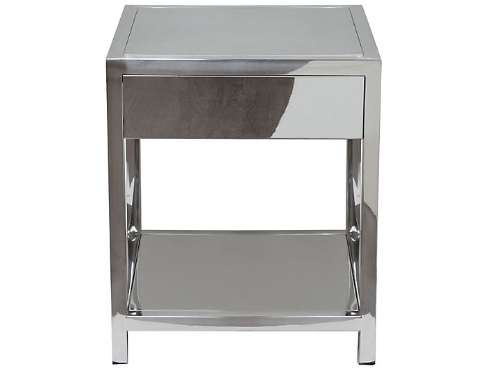 Corleo 1 Drawer Accent Table, , large