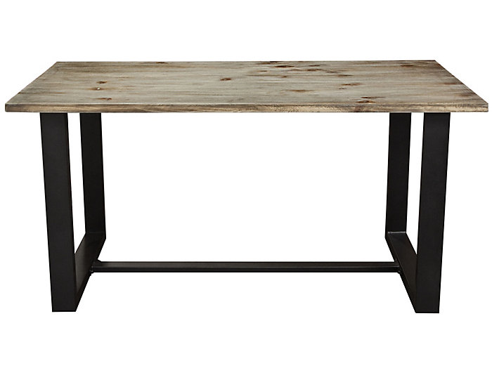 Dakota Grey Dining Table, , large