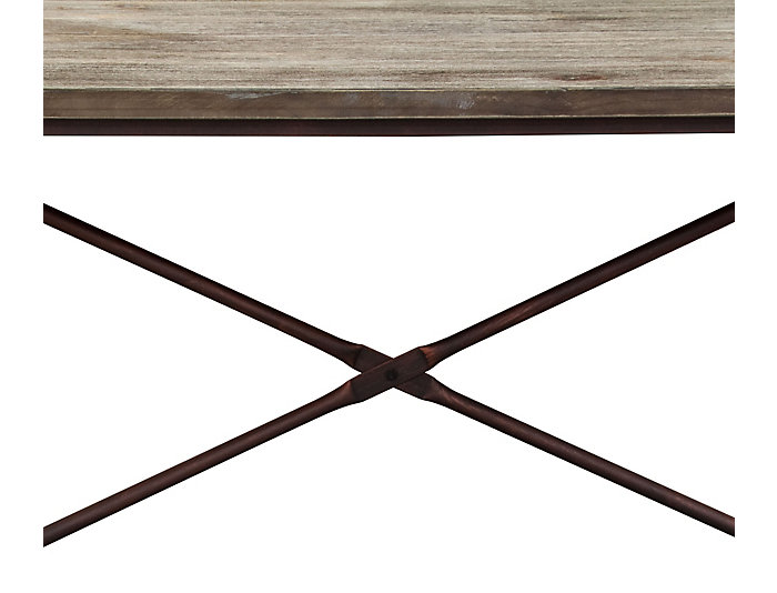 Dixon Grey Dining Table, , large
