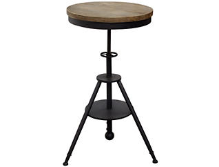Douglas Grey Bistro Table, , large
