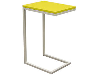 Edgestor Accent Table, Yellow, , large
