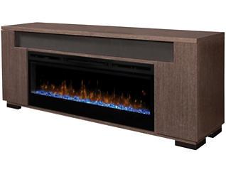 Haley Media Fireplace, , large