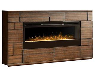 Merrick Fireplace, , large