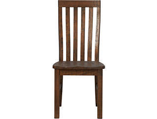 Everett Weathered Light Side Chair, , large