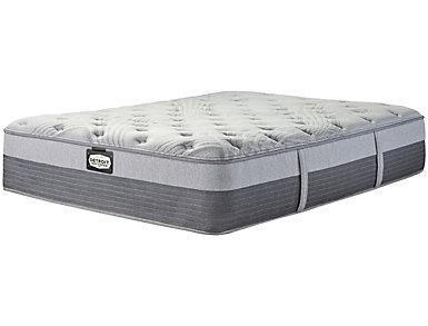 Detroit Mattress Co. Renaissance Cushion Firm Full Extra Long Mattress, , large
