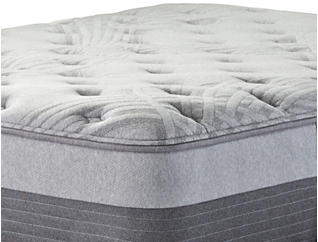 Detroit Mattress Company Renaissance Cushion Firm Queen Mattress Split Foundation Set, , large