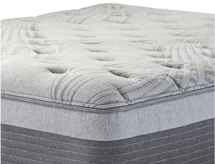 Trumbull Full XL Plush Mattress Set, , large