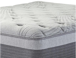 Detroit Mattress Co. Trumbull Plush EuroTop Mattress & Foundations, , large
