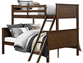 Maxton Mocha Bunk Bed, , large