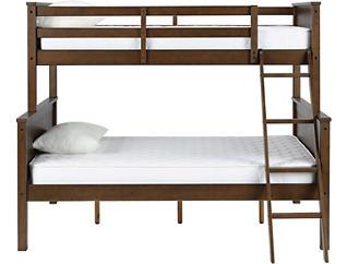 Maxton Mocha Bunk Bed, , large