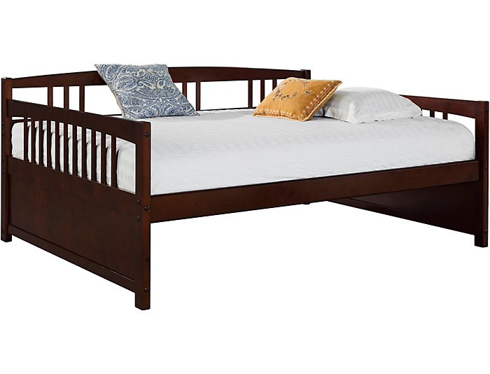 Morgan Full Espresso Daybed, , large