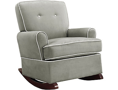 Tinsley Grey Rocker, , large