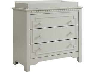 Baby Relax Teri Grey Dresser, , large