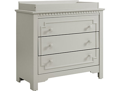 Baby Relax Teri Grey Dresser, , large