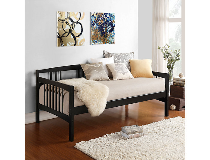 Kayden Twin Black Daybed, , large