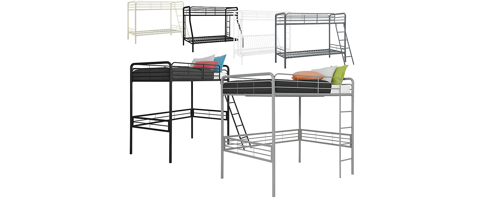 Sterling Bunk Beds Collection, , large