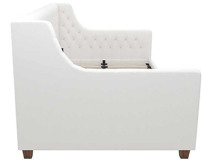 Jordyn Twin White Daybed, , large