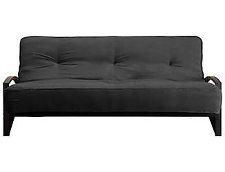 alessa grey sofa futon set clearance  u0026 discount futons   art van furniture  rh   artvan