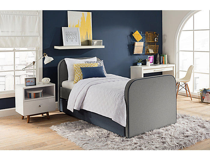 Jesse Twin Bed & Trundle Set, , large