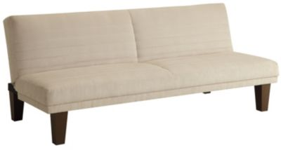 Dillon Sofa Futon, Beige, swatch