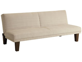 Dillon Tan Sofa Futon, , large