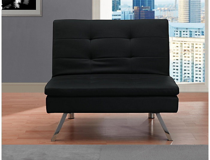 Chelsea Black Chair, , large