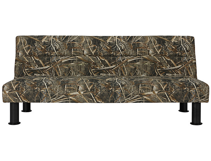 Pleasing Realtree Camouflage Sofa Futon Art Van Home Theyellowbook Wood Chair Design Ideas Theyellowbookinfo