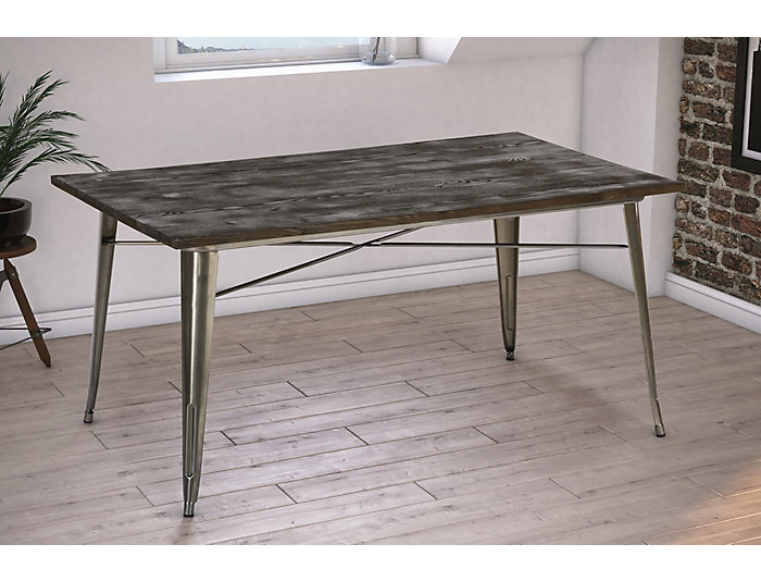 Fusion Rectangular Dining, , large