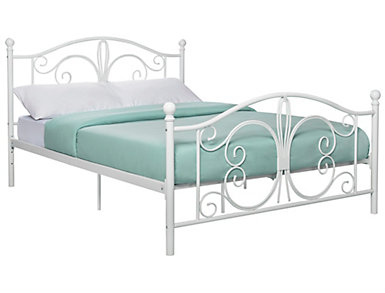 Bombay Full Metal Bed, , large