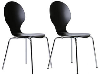 Bentwood Chairs (Set of 2), , large