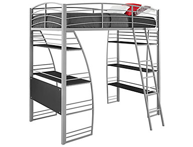 Sydney Loft Bed, , large