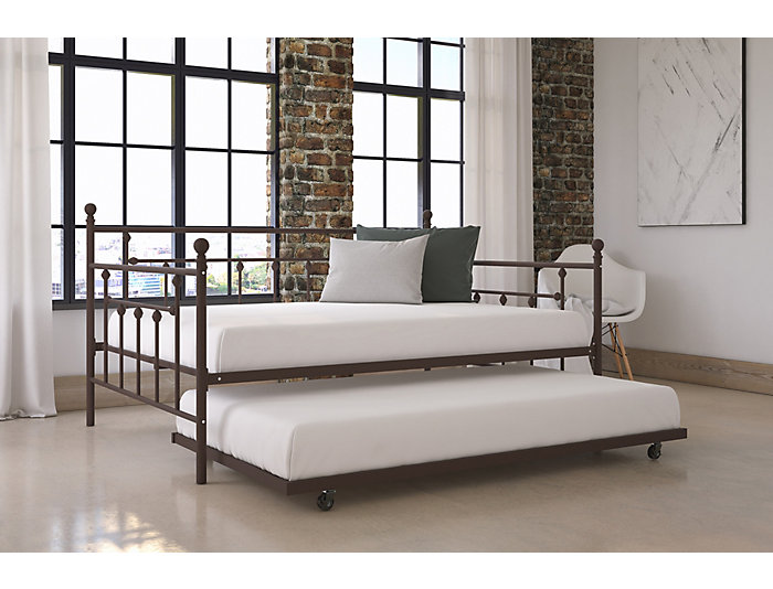 Manila FullTwin Daybed Trundle, , large