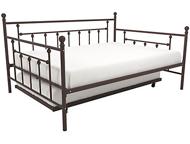 Manila Full Daybed with Twin Trundle, , large