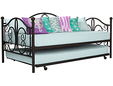 Bombay Twin Daybed and Trundle, , large
