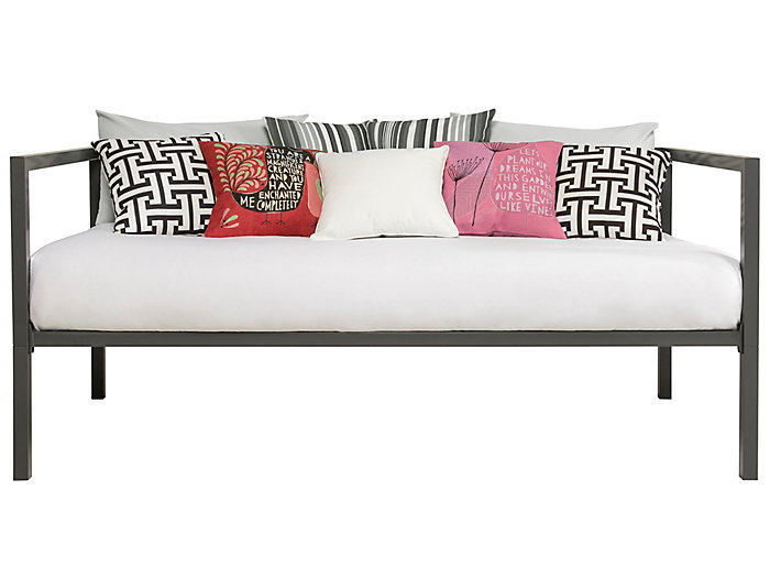Modern Tribeca Metal Daybed, , large