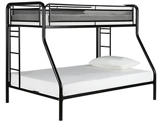 Tiwn Over Full Bunk Bed, , large