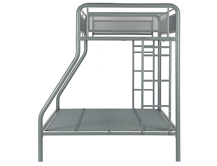 Twin Over Full Bunk Bed, , large