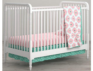 Little Seeds Pink 4pc Bedding, , large