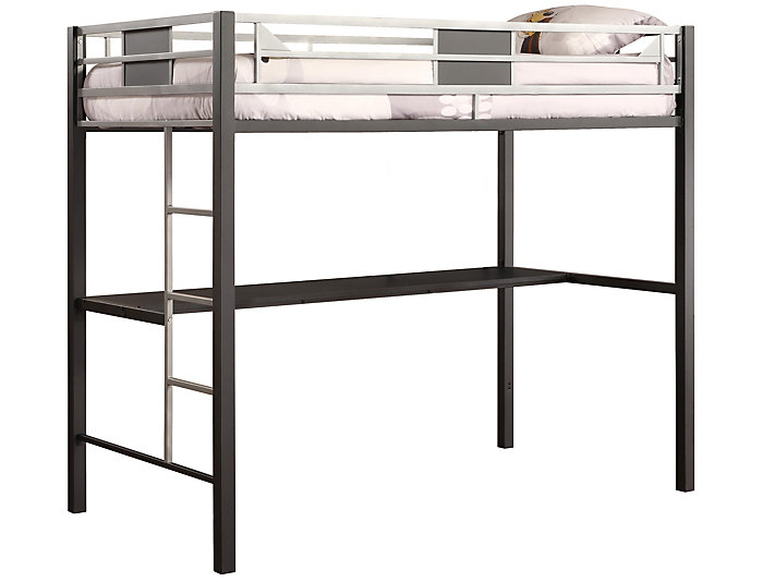 Twin Loft Bed, , large