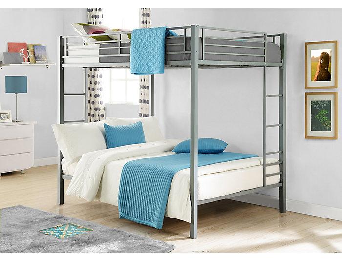 Quinn Full Over Full Bunk Bed, , large