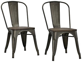 Fusion Dining Chair Set of 2, , large