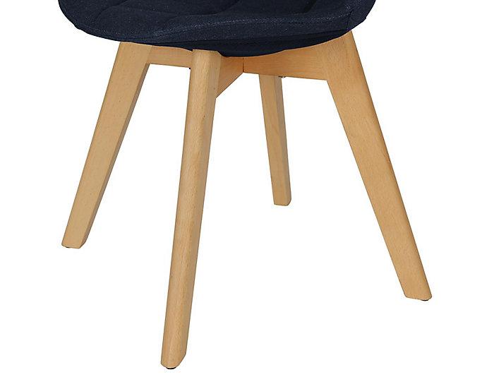 Brisbane Navy Dining Chair, , large