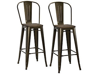 "Luxor 30"" Bar Stool Set of 2, , large"