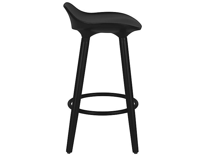 Odessa Black Counter Stool, , large