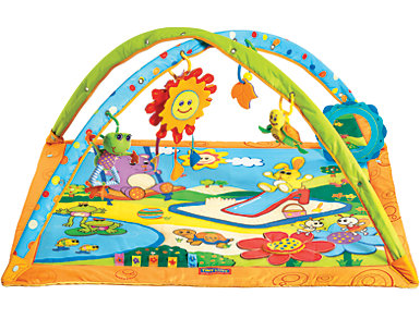 Gymini Sunny Day Activity Mat, , large
