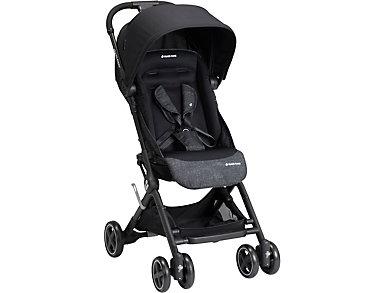 Lara Compact Stroller,Black, , large