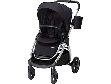 Adorra Modular Stroller, Black, , large