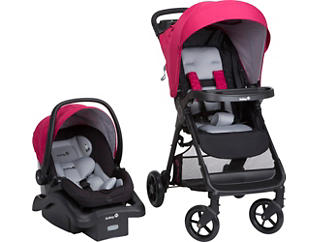 Smooth Ride Travel System, , large