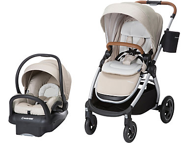 Adorra Travel System, Sand, , large