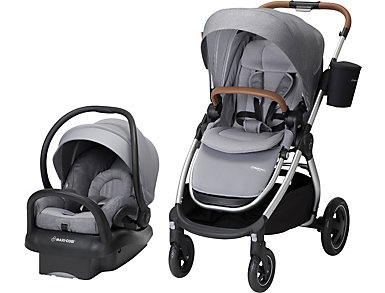Adorra Travel System, Grey, , large